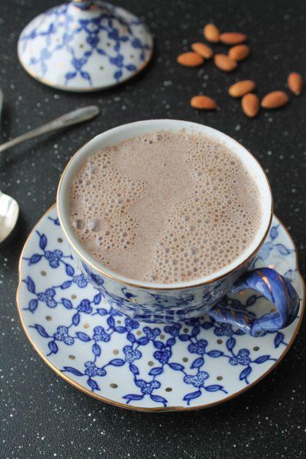 Warm Maple Vanilla Almond Milk - Vegan & Gluten Free