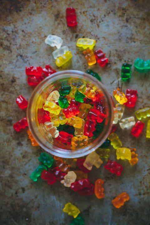 So This, Good Friends, Is Gummy Bear Sangria