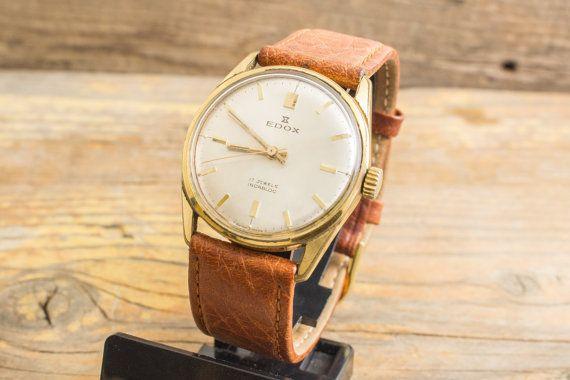 高級腕時計ブランド「エドックス」。その人気の秘密とおすすめモデルをご紹介!