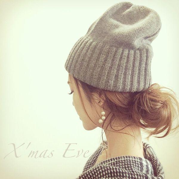「お洒落に差がつく!流行の髪型「シニヨン」でこなれ感アップ♡」に含まれるinstagramの画像|MERY [メリー]