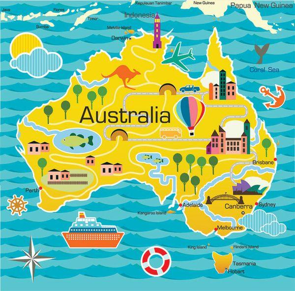 『オーストラリア』お土産ならコレ!喜んでもらえる24点をセレクト♪