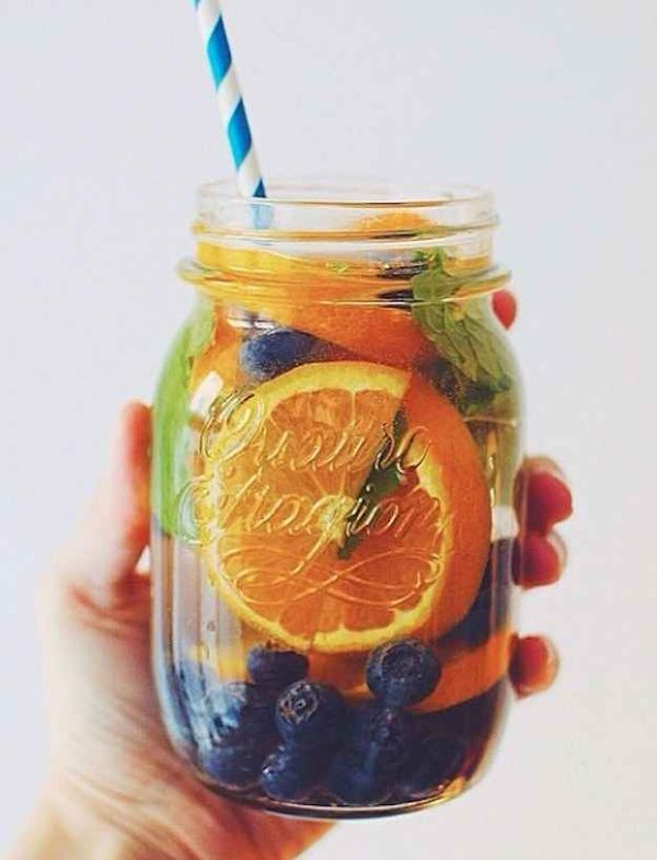 There's This Thing Called Detox Water You Should Know About. All different recipes/mixtures to try and what the help do.