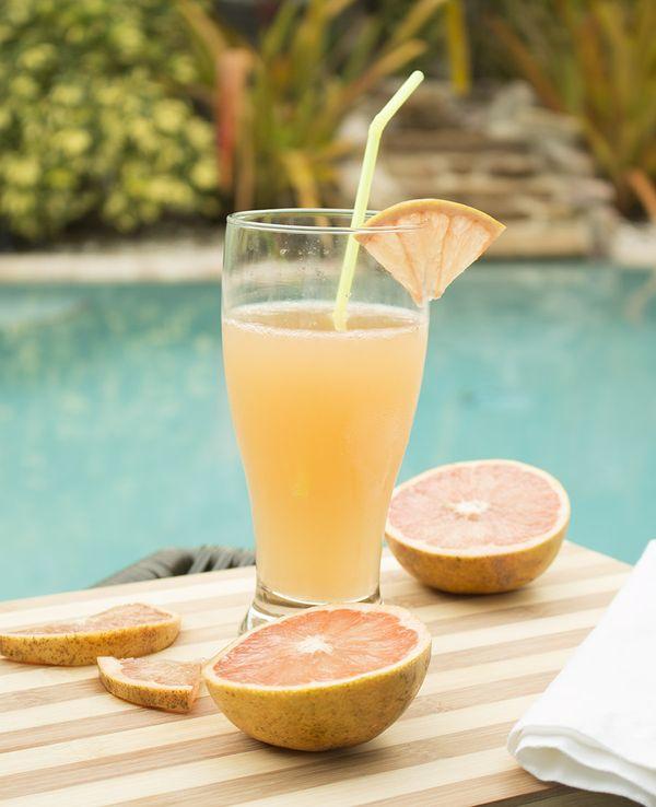Grapefruit Radler Beer Cocktail