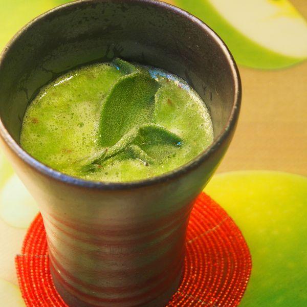 アイスプラント・スムージー ice plant smoothie