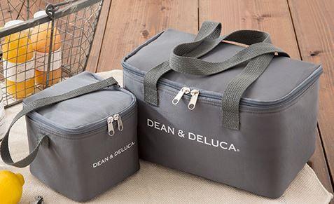 【日本人の50人に1人がトートを持っている!】「DEAN & DELUCA」の保冷バッグが付録に! 『GLOW』だけの限定アイテム、初の大小2個セット!|株式会社 宝島社のプレスリリース