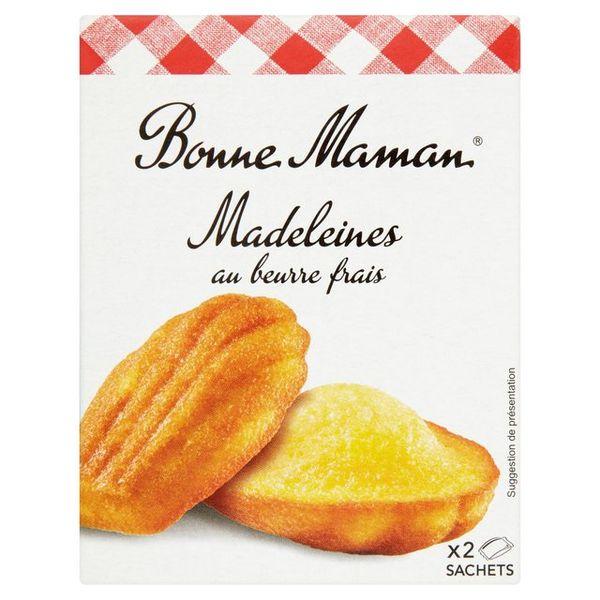 Bonne Maman Madeleine Duo 50g from Ocado