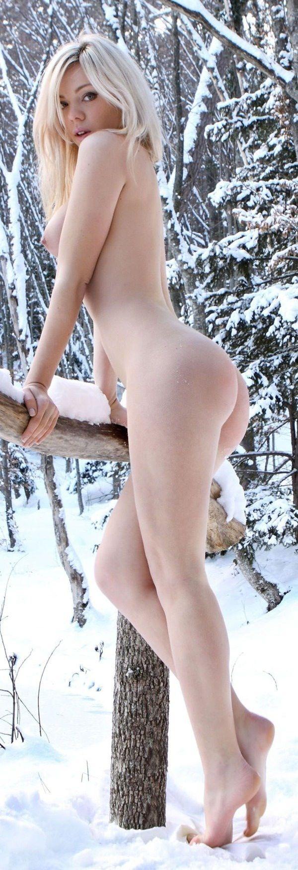 Heißeste nackte blonde Bilder