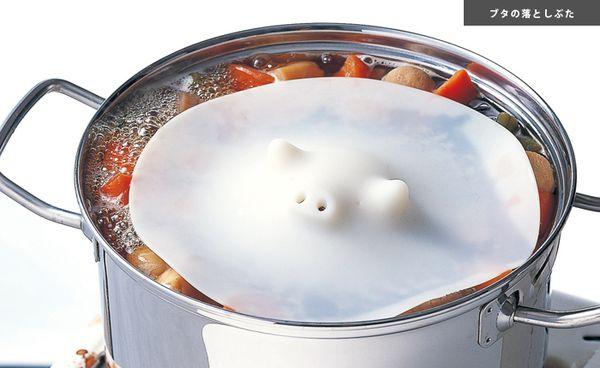 『落としぶた』の威力は絶大!煮込み料理のマストアイテムなんです♡