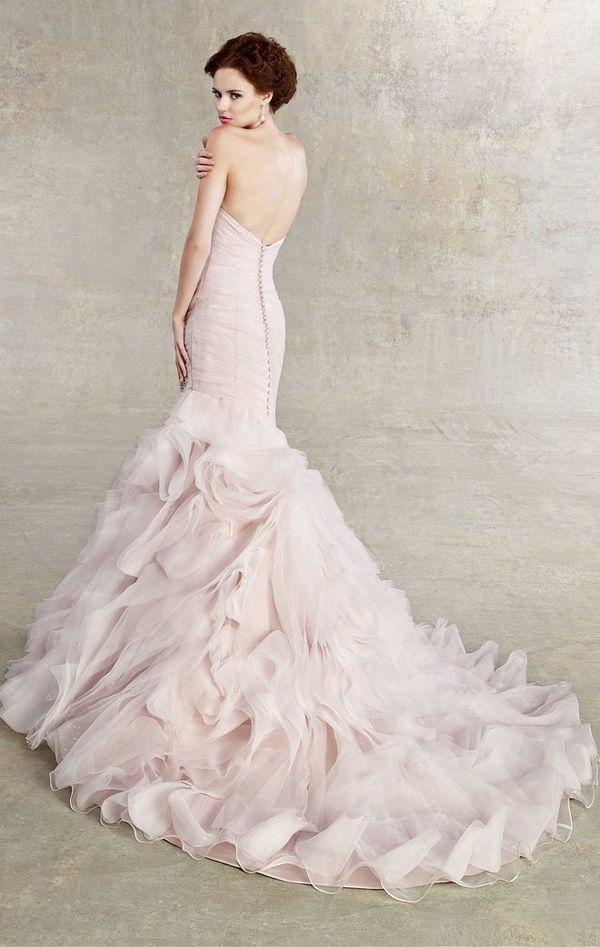 乙女の憧れ♡ロマンティックなマーメイドドレスで理想の人魚姫になる* marry[マリー]