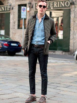 キルティングジャケットをMr.JOOY流ダンディに着る5ブランド|こなれ感あるスーツ&カジュアルコーデ、お手入れ