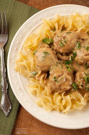 Swedish Meatballs Recipe on Yummly. @yummly #recipe