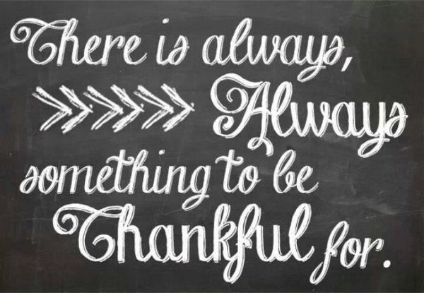 Thankful Things