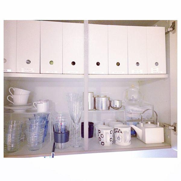 システムキッチンの収納はこうすればOK.賢いアイデアをご紹介