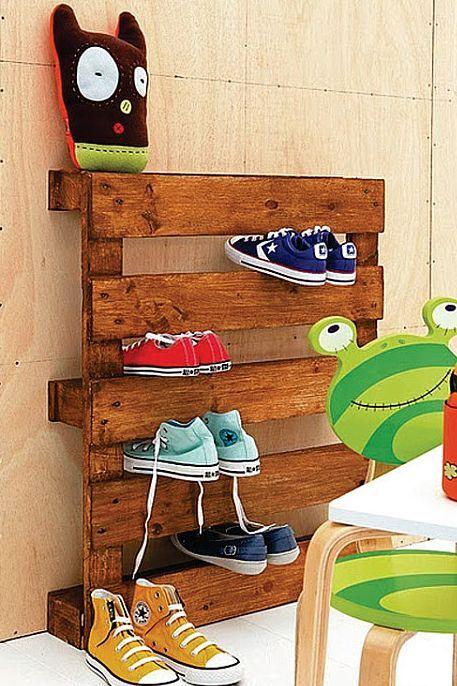 どんどん増える靴をどう収納する?アイデア満載☆靴の収納例をご紹介☆ | folk