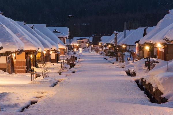 大内宿 | ~日本の絶景を世界へ~ ZEKKEI Japan