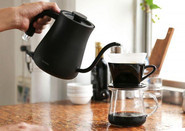 デザインで選ぶ。機能性も高いコーヒー用ケトルを厳選して8つご紹介。