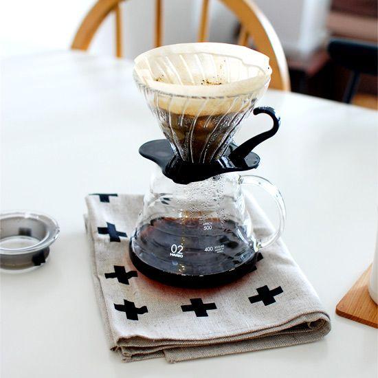 良質なドリッパーでカフェの味を家庭に。12商品徹底比較。
