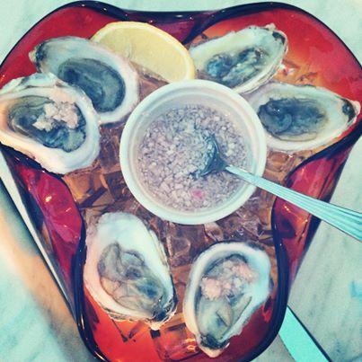 Huîtres - Les Incorr