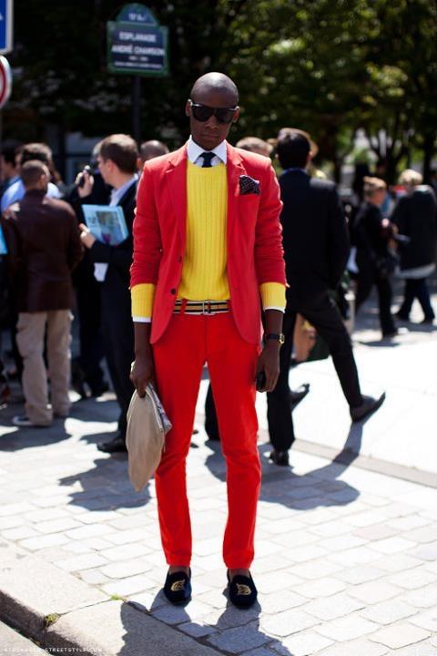 赤に合う色はこれだ!赤でつくるカッコいい着こなし方法をお教えします!