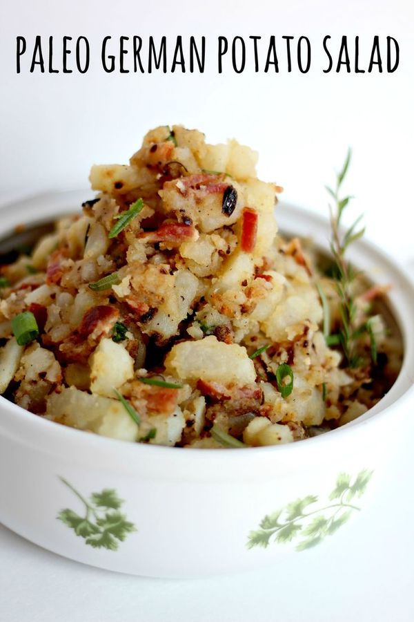 Paleo, Whole 30, and just extremely delicious! Will be making this side dish again.
