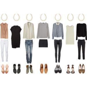 少ない服でおしゃれを楽しむ。コーディネートの幅を広げる着回しのハウツーまとめ - NAVER まとめ