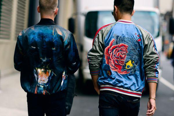 【スカジャン】がファッション業界をお騒がせ!今季絶対に流行るワケとは?