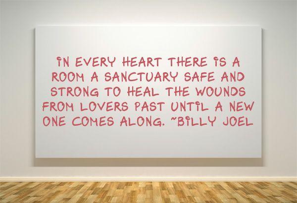 Find your sanctuary.