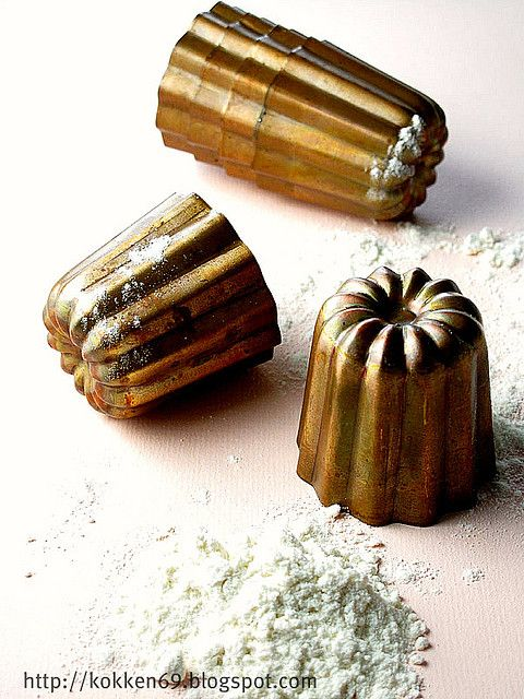 copper canele molds | bakeware