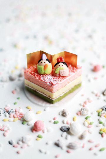 ひな祭りにケーキはいかが?オススメレシピと商品をご紹介!