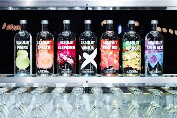 Absolut Flavours on Packaging of the World - Creative Package Design Gallery