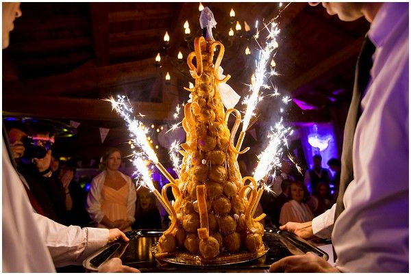 French croquembouche | Image Mike Garrard Photography
