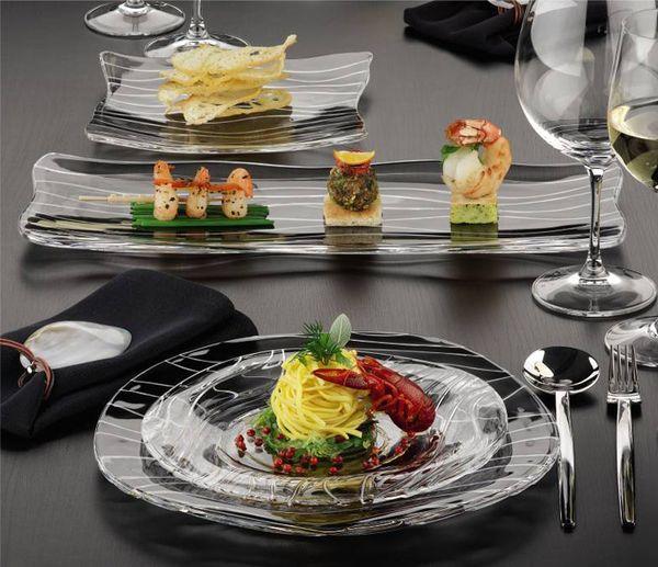 気品あふれるナハトマンの食器。クリスタルが作り成す素敵な食卓