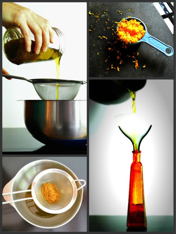 11 Creative Ways to Use Orange Peels Everyday | Orange Peel Infused Olive Oil