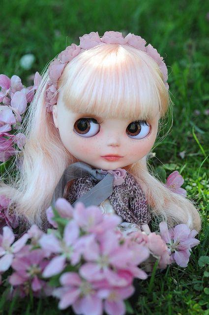 Blossom found her na