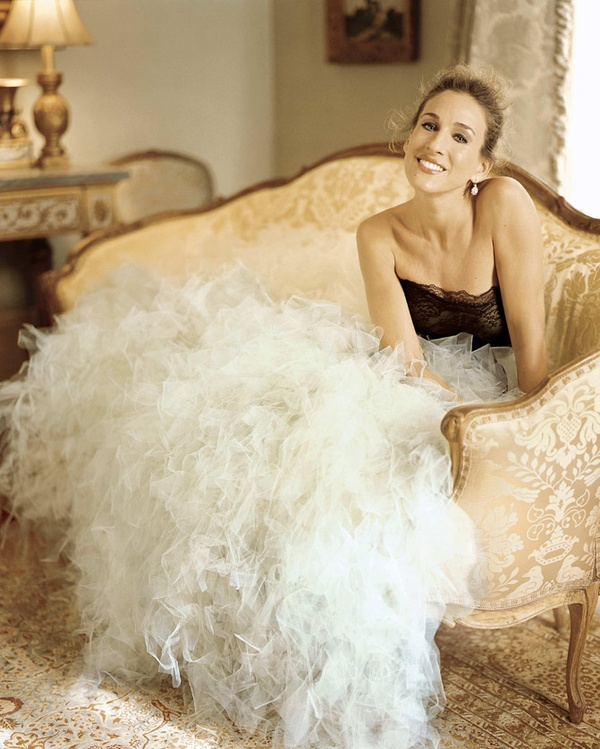 Carrie Bradshaw - Fashion Chalet by Erika Marie