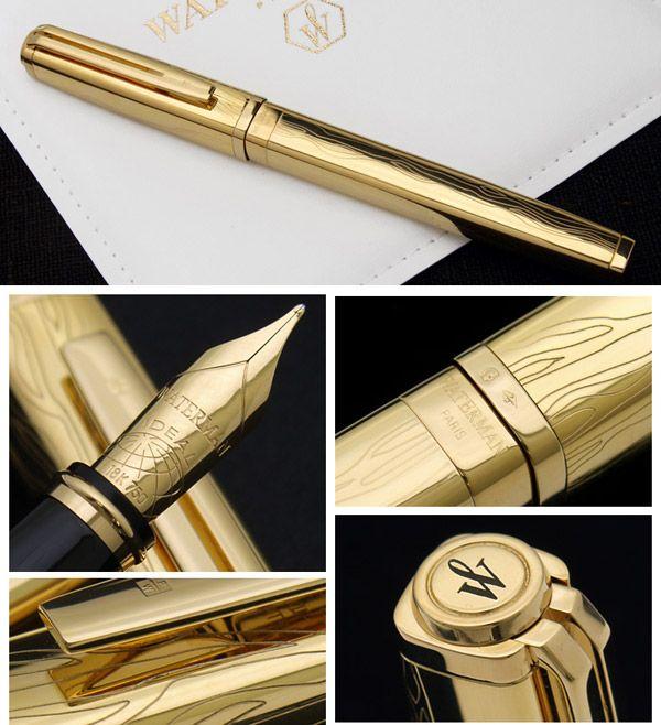 万年筆のパイオニア。「ウォーターマン (Waterman)」の洗練されたボールペン・万年筆のすすめ