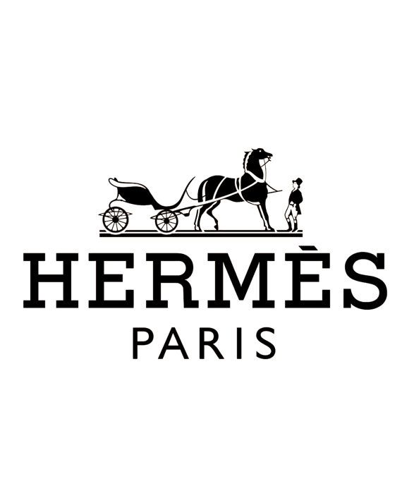 Hermes Logo Print, Fashion Print Black And White, Hermes poster, Art Home Decor, Wall Art, Bedroom Decor, Gift for Her, Hermes Paris