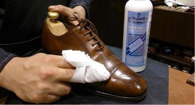 革靴を手入れすべき「4つのタイミング」と手入れ方法