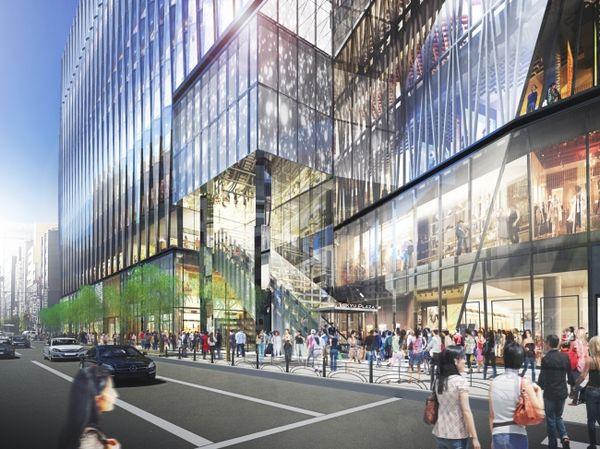 【2016年開業予定新商業施設まとめ】銀座、新宿、横浜に新たなランドマーク誕生!