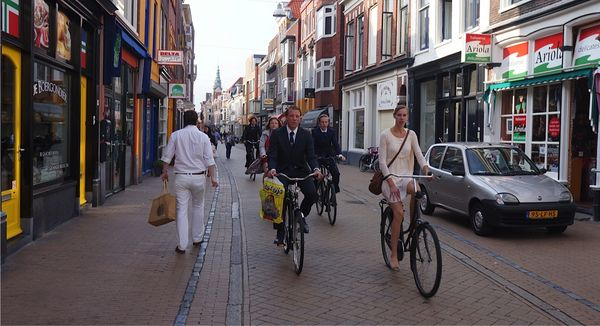 Groningen: City Cycl