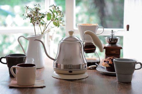 コーヒーケトルどれを買おう?知っておきたい選び方のコツとおすすめ品♪