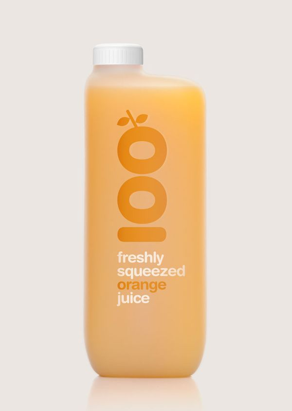 Zúmex Freshly Squeezed Orange Juice