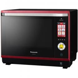 fujicamera | Rakuten Global Market: Panasonic NE-BS1100-RK microwave steam oven Bistro 30L ECONAVI touch access capability with Rouge black