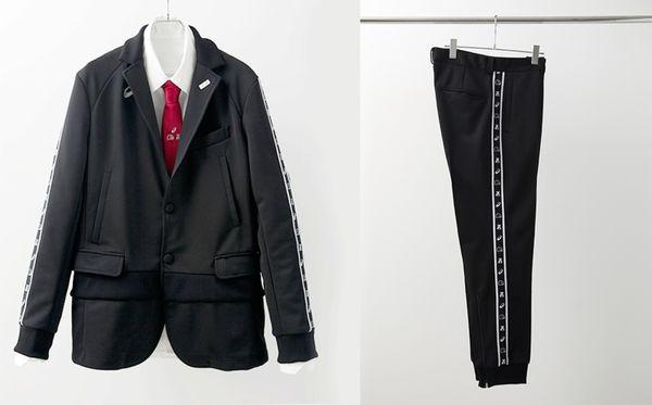 アディダス×伊勢丹コラボ他、各ブランドが新感覚・ジャージスーツを続々発売