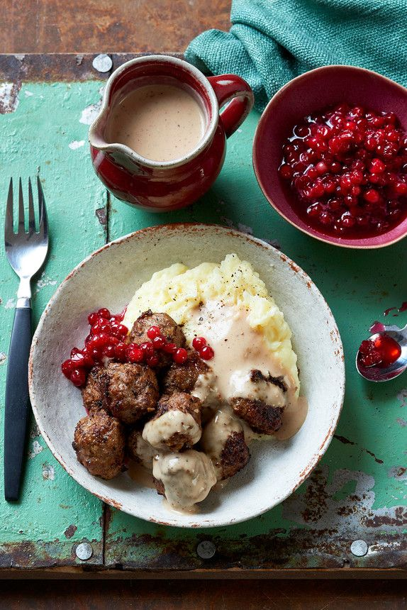 The Pool   Food and home - Real Swedish meatballs