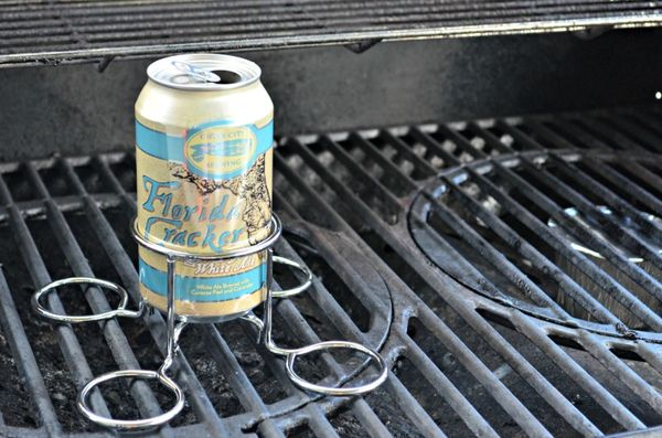Smoked Tequila Lime Beer Can Chicken - Discover