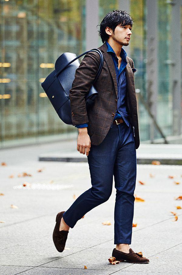 【美スタイル構築】シャンボールセリエの正統派メンズ革バッグ 品格最旬コーデを作る財布、ベルト等革小物、正規販売店紹介