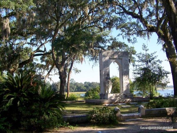 The Lawton Monument