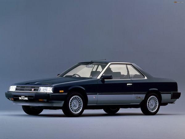 【日産 R30スカイライン】最後のL型搭載車!DR30型RSは西部警察にも納入!中古人気も高いR30スカイラインご紹介!