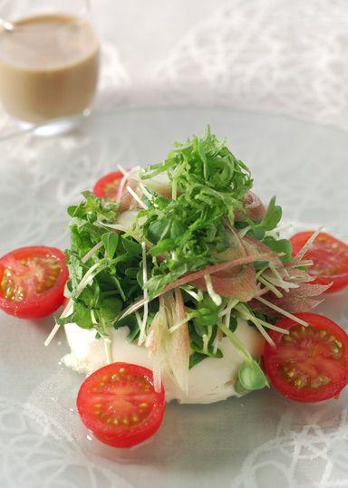 ダイエットの味方『豆腐サラダ』毎日飽きずに食べられる34のレシピ